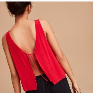 Aritzia Wilifred Free Kempner blouse